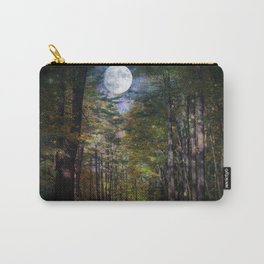 Magical Moonlit Forest Carry-All Pouch