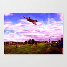 The Vulcan Effect Canvas Print