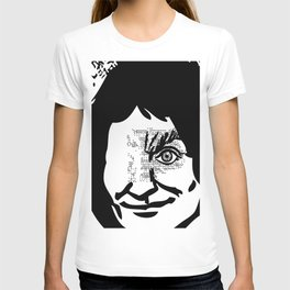i'm not here to make you laugh T-shirt