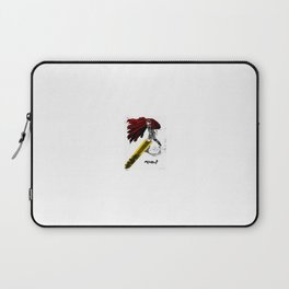 Anime Hero Laptop Sleeve