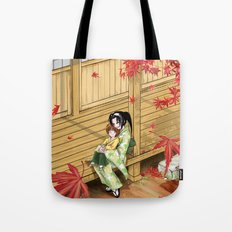 Kenshin's family Tote Bag