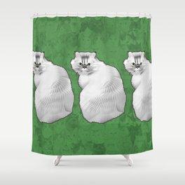 Leia Shower Curtain