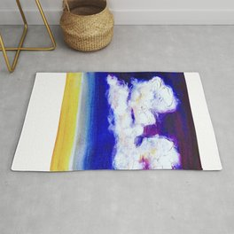 Clouds 3 Rug