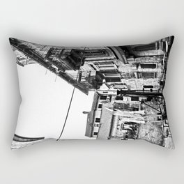Back Alley Rectangular Pillow
