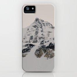 glacial, ab iPhone Case