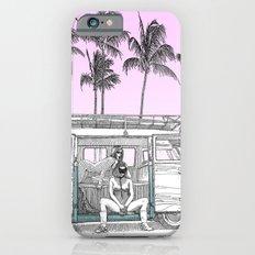 asc 691 -  Book cover for La Musardine Slim Case iPhone 6s