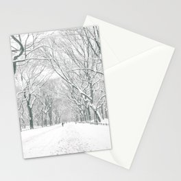 New York City Snow Stationery Cards