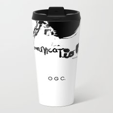 communication Metal Travel Mug