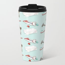 Hygiene Essentials Metal Travel Mug