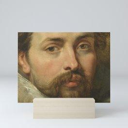 Portrait of the Artist Rubens Mini Art Print
