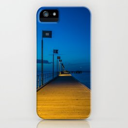 Frakston Pier #2 iPhone Case