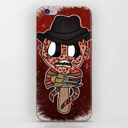 1, 2, Freddy's Coming for you iPhone Skin