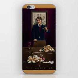 I. The Magician iPhone Skin