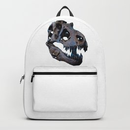 The Dinosaur Skull (Color) Backpack