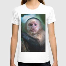 Capuchin Daydream - Cahuita Costa Rica Wildlife T-shirt