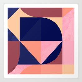 IV – D Art Print