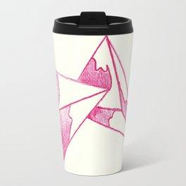 CRAYON LOVE: Strawberry Milk From The FUTURE Travel Mug