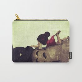 Friendship Never Ends Carry-All Pouch