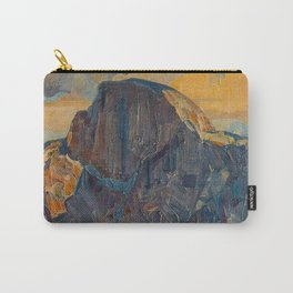 Vintage Yosemite National Park Carry-All Pouch