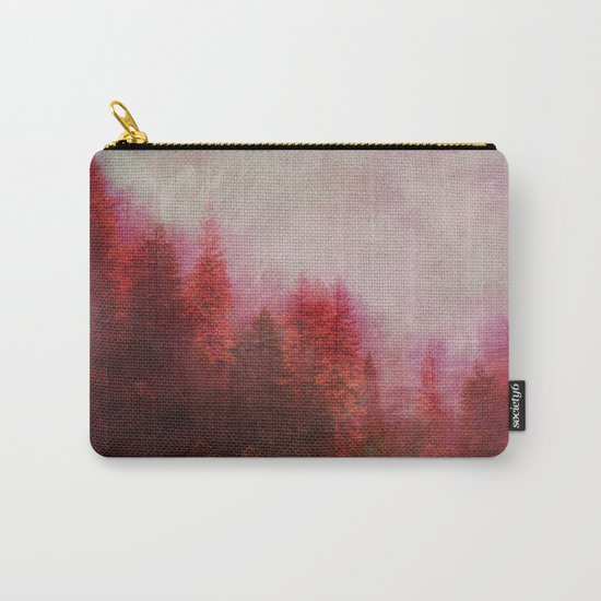Dreamy Autumn Forest Carry-All Pouch