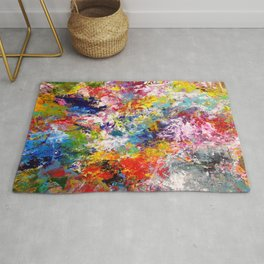 Explosion of emotions Rug