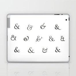 Ampersands Laptop & iPad Skin