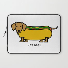 Hot Dog! Laptop Sleeve