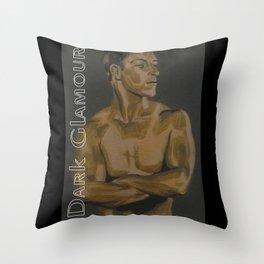 George O'Brien Throw Pillow