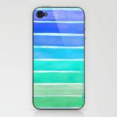 Ocean Blue iPhone & iPod Skin