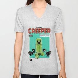 Creeper Unisex V-Neck