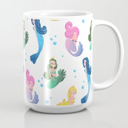 Mermaids Beauties Of The Sea Coffee Mug