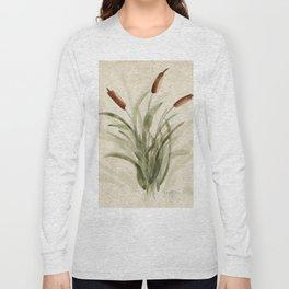 cattails 2 Long Sleeve T-shirt