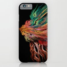 Abstract Lion's Head iPhone 6 Slim Case