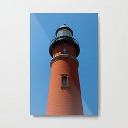 Ponce DeLeon Lighthouse Metal Print