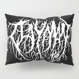 Black Rain Pillow Sham