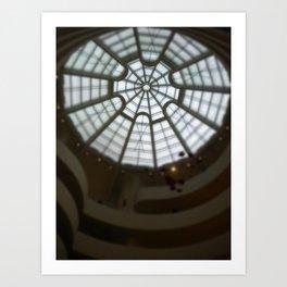 Guggenheim Museum (NY) Art Print