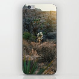 Desert Light iPhone Skin