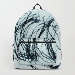 Botanical Pattern 4 (blue) Backpack