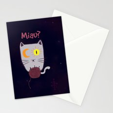 Miau? Stationery Cards