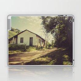 Hut on the road Laptop & iPad Skin
