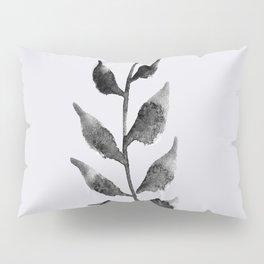 Baesic Mono Floral (Leaf 2) Pillow Sham