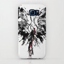 inked phoenix iPhone Case