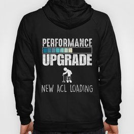 Knee Surgery Anterior cruciate ligament ACL Hoody