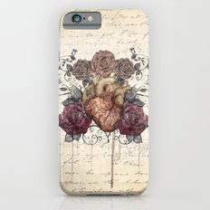 Flowers from my heart Slim Case iPhone 6s