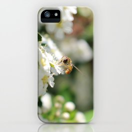 Hoverfly iPhone Case