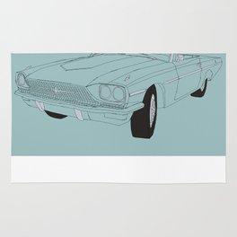 1966 Ford Thunderbird Rug