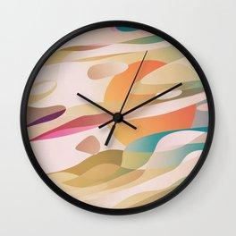 Spring Daydreaming Wall Clock