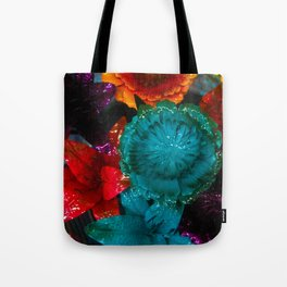 To Smell The Flowers Tote Bag