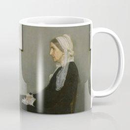 Whistler's Mother Coffee Mug