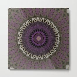 Some Other Mandala 276 Metal Print
